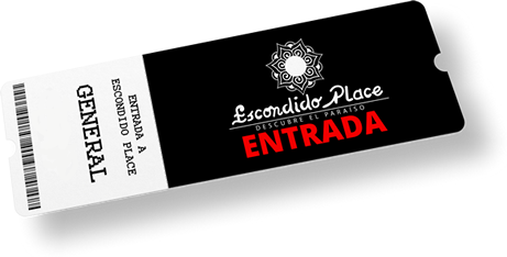 Entrada a Escondido Place